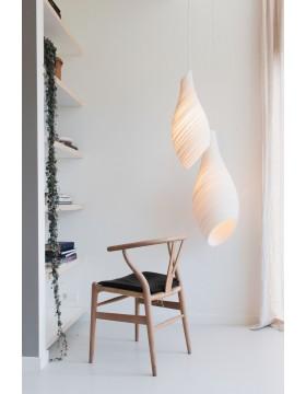 Nest32 Pendant White