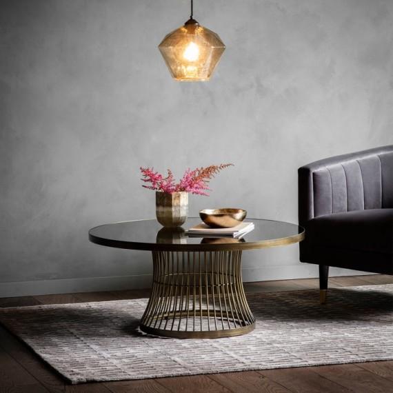Pickford bronzinis kavos staliukas