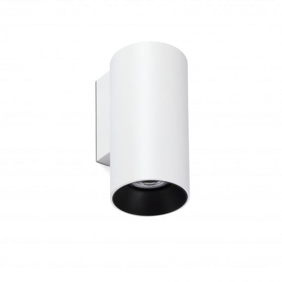 Sieninis šviestuvas STAN 1L baltas