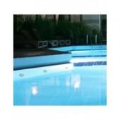 Įmontuojamas baseino šviestuvas EDEL