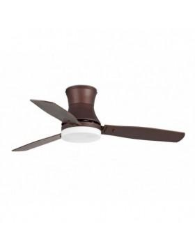 Šviestuvas - ventiliatorius TONSAY Brown