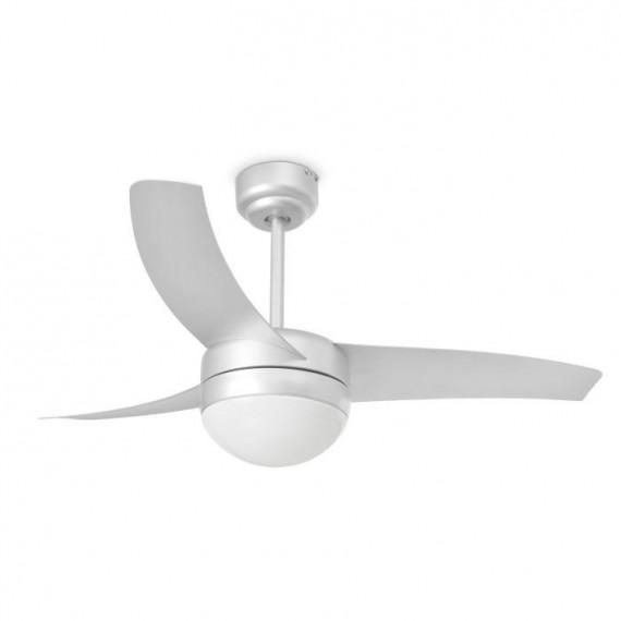 Šviestuvas - ventiliatorius EASY Grey