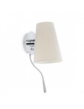 Sieninis šviestuvas Lupe White