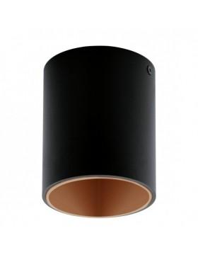 Lubinis šviestuvas POLASSO Round Copper