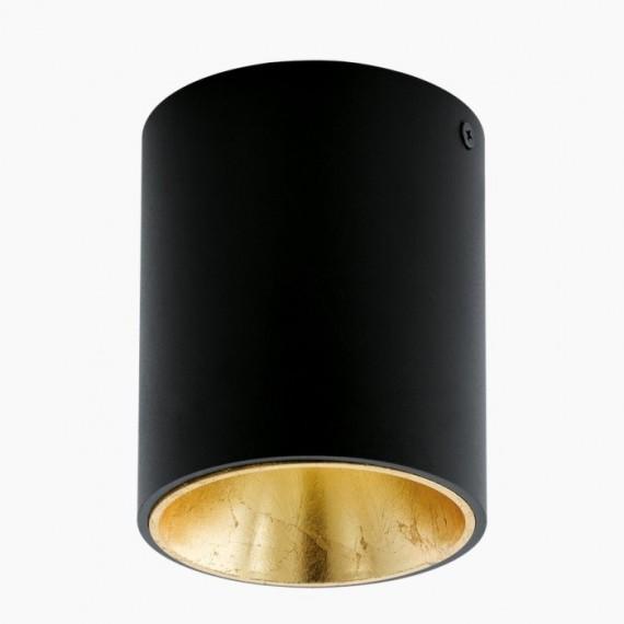 Lubinis šviestuvas POLASSO Round Gold