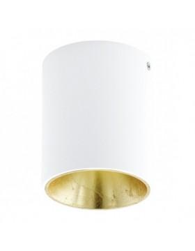 Lubinis šviestuvas POLASSO Round White