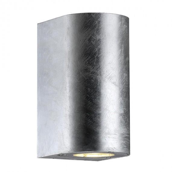 Sieninis šviestuvas CANTO maxi galvanized steel