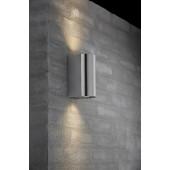 Sieninis šviestuvas CANTO maxi stainless steel