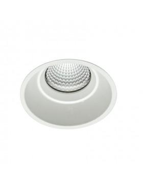 Įmontuojamas UGR LED baltas
