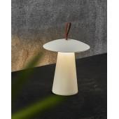 Nešiojamasis lauko šviestuvas  Ara To Go baltas