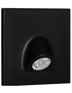 Šviestuvas laiptams MEFIS LED juodas