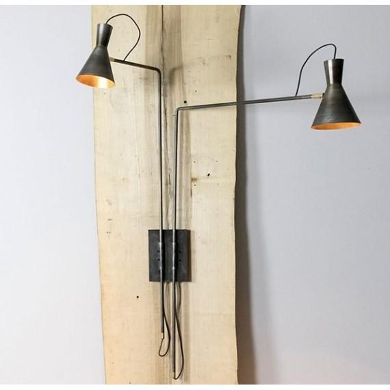 Sieninis šviestuvas IMBUTO DOPPIO