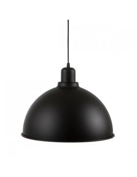 Pakabinamas šviestuvas MAGNUM Ø380 •juoda • balta • pilka