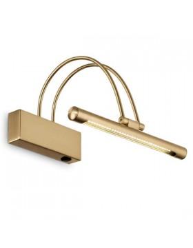 Sieninis Bow ap d46 Satin Brass • žalvario • nikelio • chromo